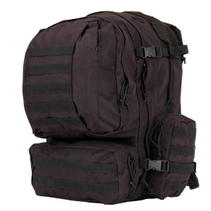 The Cargo Pack in Black
