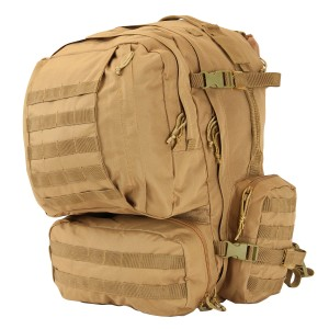 The Cargo Pack in Coyote