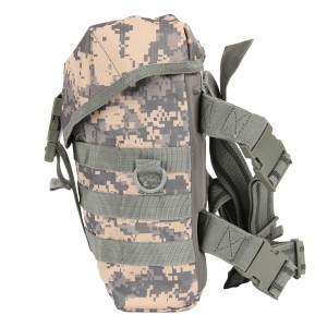 The Gas Mask Drop Leg Platform in Army Digital