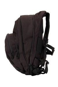 The Expandable Hydration Pack in Black
