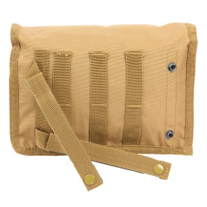 The Gas Mask Pouch in  Coyote