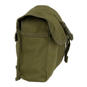 The Gas Mask Pouch in  Olive Drab