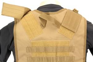 Shoulder Adjustment Velcro