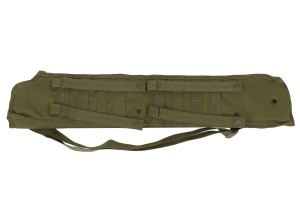 The Shotgun Scabbard in Olive Drab
