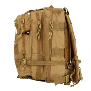 The Assault Pack in Coyote
