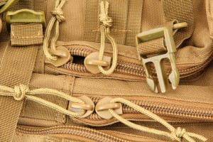 Rust-Proof Large HD Zippers