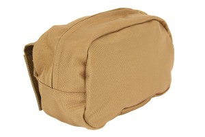 The Utility Pouch in Coyote